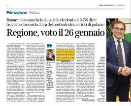 Corriere di Bologna 24 Settembre 2019