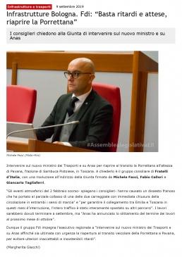 Michele Facci Porrettana Alto Reno